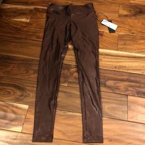 NWT moral lustrous rise Legging